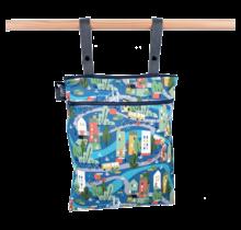 Urban Cycle Double Duty Wet Bag