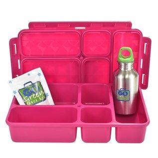 Go Green Mermaid Paradise Leakproof Lunchbox Set