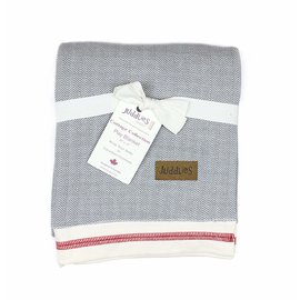 Juddlies Cottage Play Blanket, Driftwood Grey