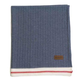Juddlies Cottage Play Blanket, Lake Blue
