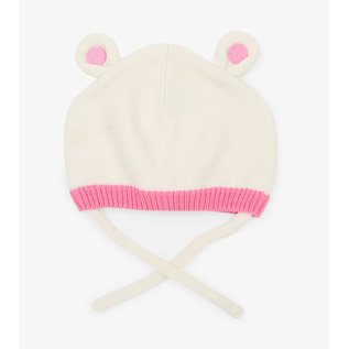 Hatley Polar Bear Ears Baby Hat