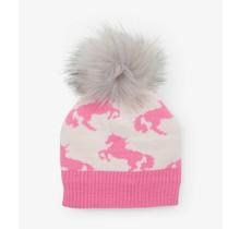 Playful Horses Winter Hat
