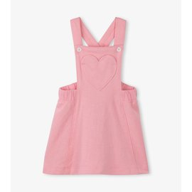 Hatley Sweetheart Pink Baby Jumper