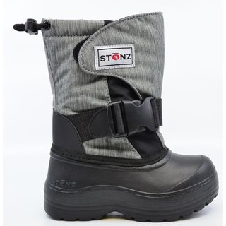 Heather Grey Trek Winter Boots