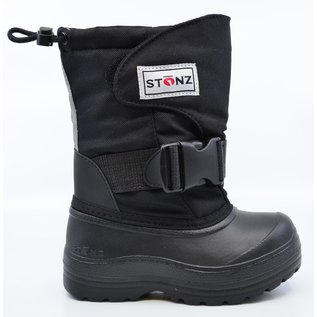 Stonz Black Trek Winter Boots
