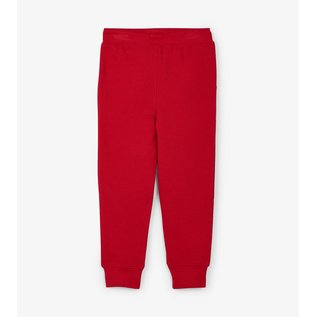 Hatley Red Slim Fit Jogger