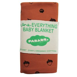 Parade Organics Acorns Organic 'Everything' Blanket