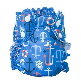 Swim Diaper, Anchored