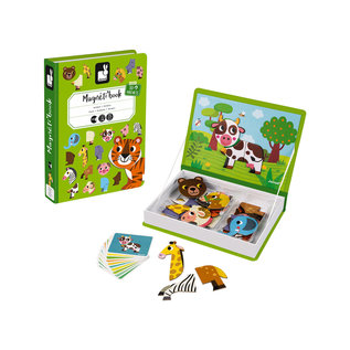 Janod Animals Magnetibook