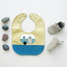 Mally Bibs Camper Leather Bib