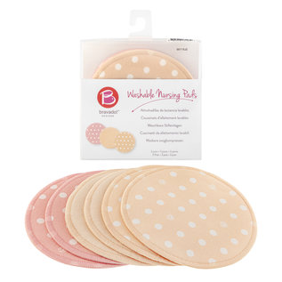Bravado Washable Breast Pads, Bravado