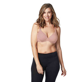 Bravado Rose Dust Belle Underwire Nursing Bra