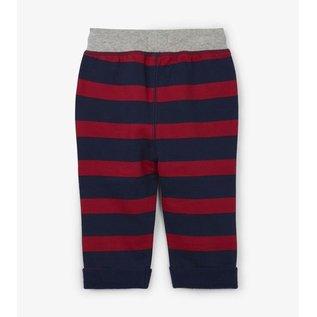 Hatley Crimson Stripe Baby Jogger