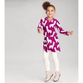 Hatley Adorable Alpacas Dress