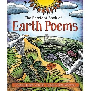 Barefoot Books Barefoot Book of Earth Poems