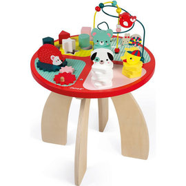 Janod Wooden Activity Table