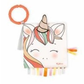 Kaloo Happy Unicorn Activity Book