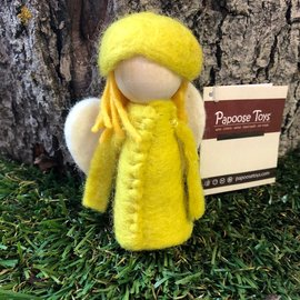 Papoose Chartreuse Papoose Person