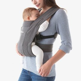 ERGObaby Heather Grey, Ergo Embrace