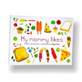 Learn With Learn Books Hardcover My Mommy Likes
