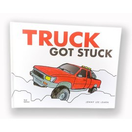 Learn With Learn Books Hardcover Truck Got Stuck