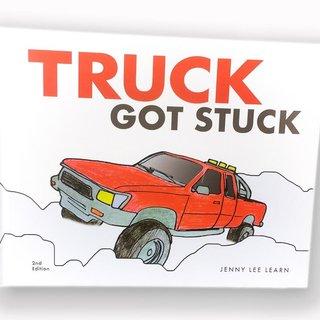 Hardcover Truck Got Stuck
