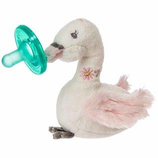 Wubbanub Itsy Glitzy Swan Wubbanub, Special Edition