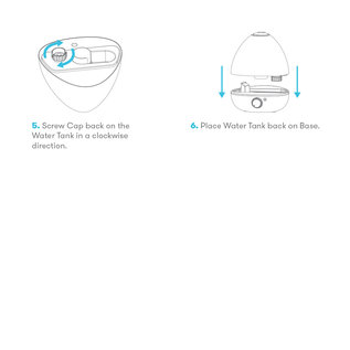 Fridababy 3-in-1 Humidifier Diffuser Nightlight