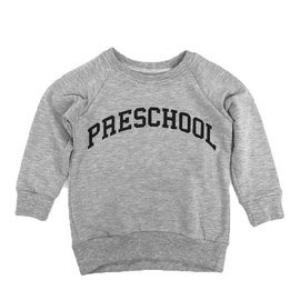 Portage and Main The Preschool Grey Raglan