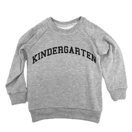 Portage and Main The Kindergarten Grey Raglan
