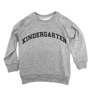 The Kindergarten Grey Raglan
