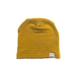 Portage and Main The Gold Beanie