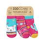 Zoochini Laney Llama Socks, 0-24m, 3pk