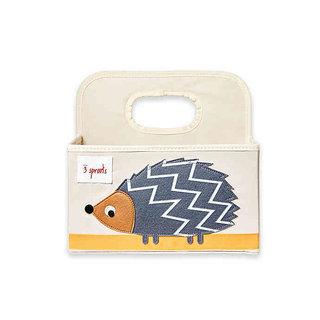 Hedgehog Diaper Caddy