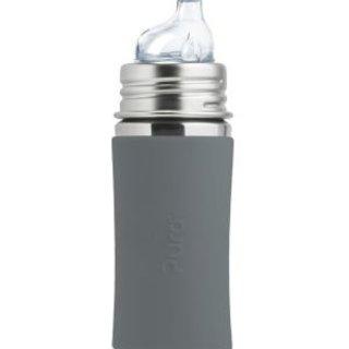 Slate Pura 325ml Sippy Bottle