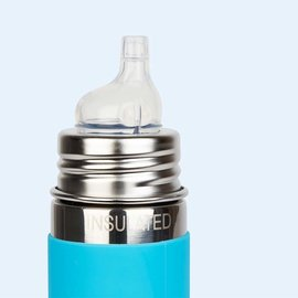 Pura Kiki Aqua Pura 260ml Insulated Sippy Bottle