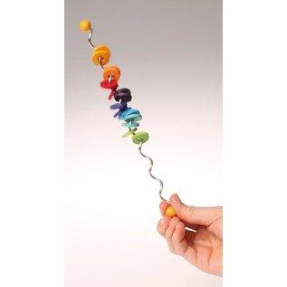 Grimm's Rainbow Mini Spirelli