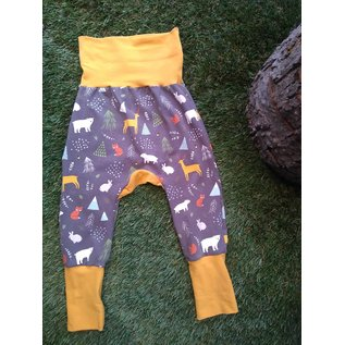 Forest Friends Grow With Me Pants 6mo-3y