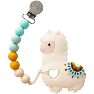 Loulou Lollipop Llama Teether & Holder