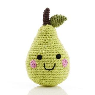 Happy Pear Rattle, Pebble
