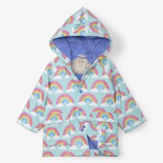 Magical Rainbows Baby Raincoat