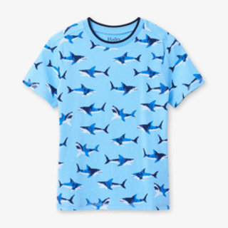 Shark Frenzy Graphic Tee