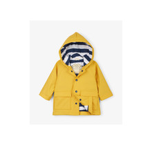 Yellow Baby Raincoat