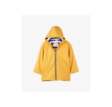 Yellow & Navy Splash Jacket