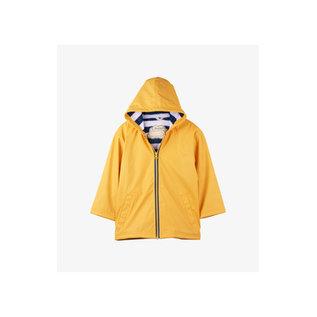 Hatley Yellow & Navy Splash Jacket