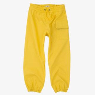 Yellow Splash Pants