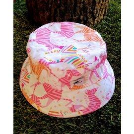 Puffin Gear Zebra Pizzazz Camp Hat