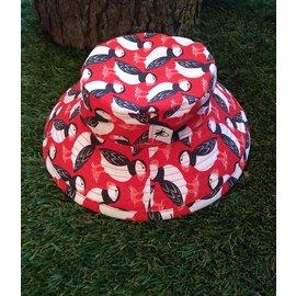 Puffin Gear Red Carpet Puffins Sunbaby Hat