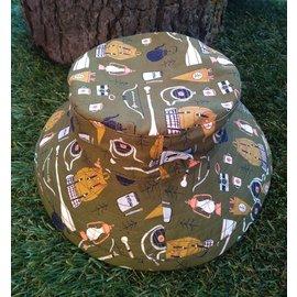 Puffin Gear Be Prepared Sunbaby Hat
