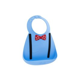 Make My Day Little Scholar Silicone Bib